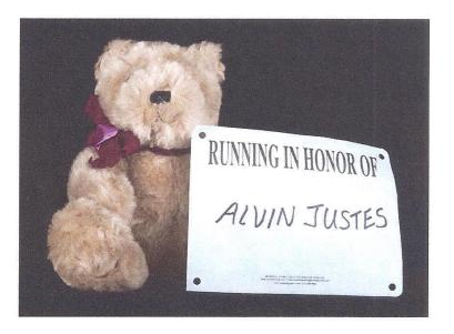 Left on Alvin's Chair on 12th Anniversary in 2007 001