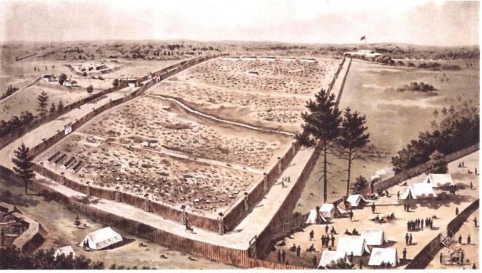 Andersonville Prison 001