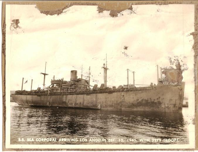 SS Sea Corporal