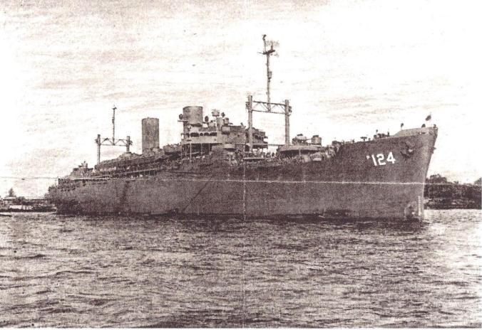 USS C F Hughes