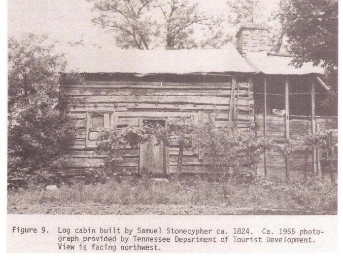 stonecipher cabin
